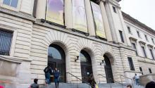 Colegio Comunitario de Filadelfia / Fotografía: AL DÍA
