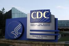 Outside the CDC's headquarters in Atlanta, Georgia. Photo: GlobalResearch.ca