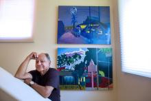 """Richard Anthony """"Cheech"""" Marin is an American actor and comedian, best known for his role in the comedy duo Cheech & Chong. PHOTOGRAPHY: Monica Almeida for The New York Times"""