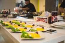 An AL DÍA Chefs event on July 12 featured the culinary experts of Vista Peru. Samantha Laub / AL DÍA News