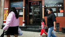 Los latinos se han convertido en el segundo grupo étnico más grande de Chicago. Fuente: Getty