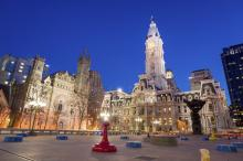 Philadelphia's City Hall. Photo: Thinkstock Photos.