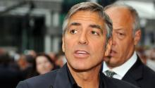 """George Clooney es el director de 'Suburbicon"""", un film adaptado de un guión antiguo de los hermanos Coen, estrenado en EstadosUnidos el pasado octubrey que ahora se estrena en Europa.Foto: Wikipedia"""