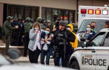 Colorado shooting.Chet Strange, GETTY IMAGES/AFP.