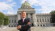 Pedro Cortés: 'Una elección histórica en Pensilvania'