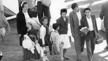Operation Pedro Pan was the largest exodus of young people in the continent's modern history, where thousands of Cuban children fled the Castro Revolution and found refuge in Miami. Courtesy of Barry University.