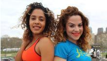 Fabiana Ferrarini (izquierda) y Elaine Gonzalez (derecha). Yesid Vargas/AL DÍA NEWS.