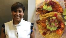 La chef Cristina Martínez, dueña de El Compadre