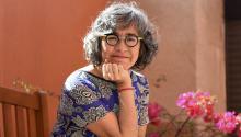 La escritora mexicana Cristina Rivera Garza es una de susrepresentantes más destacadas. Photo: MHL.