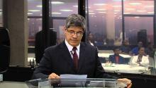 Carlos Fernández de Cossío asumió el cargo de director general para Estados Unidos en el Ministerio de Exteriores. Foto: captura video YouTube