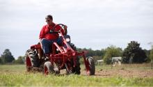 Screenshot from Cleber LLC promotional video for their Oggúntractor.