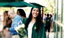 The author, Samantha Retamar, at her college graduation from University of South Florida in May 2015. Photo: Courtesy of the author
