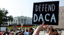 Congress still hasn't found a solution to the Dreamers' situation. Source: Reuters.