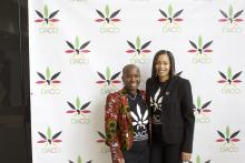 DACO founders, Cherron Thomas (left) and Desiree Ivey (right).