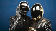El dúo francés Daft Punk. Imagen de Archivo