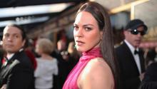 Daniela Vega asiste a los 90.os premios anuales de la Academia en Hollywood & Highland Center el 4 de marzo de 2018 en Hollywood, California. (Foto por Christopher Polk / Getty Images)