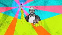 Rubén Darío Acevedo. Ilustración: Pacifista.tv
