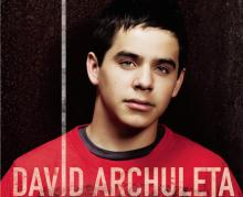 David Archuleta.File image.