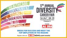 17th Annual Diversity Career Fair flyer