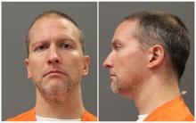 Former Minneapolis Police Officer Derek Chauvin. Photo MNDOCREUTERS