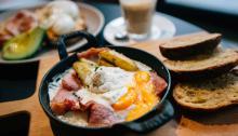 Recuperar los desayunos de tenedor es posible en Barcelona.