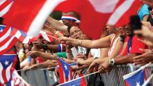 "A nation within a nation, ""possessed and unwanted"", as author Juan Gonzales writes in his book ""Harvest of Empire,"" the diaspora boricua celebrates with pride their culture in the land of adoption, the United States of America."