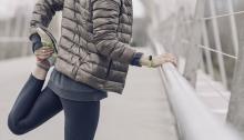 10.000 pasos al día puede ayudarte a mantener tu cuerpo sano. Foto: Burst
