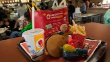 The Happy Meal is currently the favorite menu for children. Photo: Getty Images.