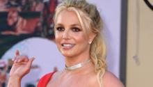 Britney Spears is released from her father's custody. Photo: Buzzfeed.com