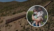 Colombian woman dies trying to cross the Arizona desert. Photo: Twitter @elpregonar