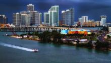 Miami is the city with the most Latinos in the country. Photo: PixaBay