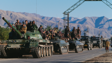 Taliban have taken over the country. Photo: Getty Images