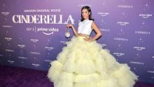 Camila Cabello at the premiere of 'Cinderella' in Miami. Photo: Instagram @camila_cabello