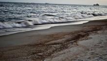 Beaches full of litter due to the oil spill. Photo: Pxfuel