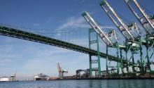 Port of Long Beach, California. Photo: Pxfuel