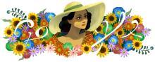 """Celebrating Dolores del Río"" by Google"