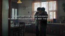 Imagen extraida de la publicidad. Doritos Rainbow