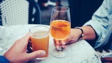 Una bebidaal día es más quesuficiente. Foto:Mattias Diesel