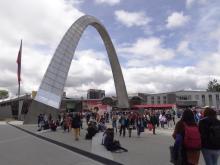 La Feria Internacional del LibrodeBogotá2019 se llevó a cabodeljueves 25 abril al lunes 6 mayo2019. Foto: Ana María Enciso Noguera