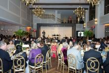 The Lucy located in downtown Philadelphia hosted the 2019 GPHCC Alegria Ball