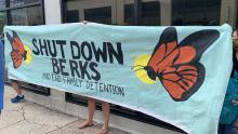 Photo: Shut Down Berks Coalition Twitter