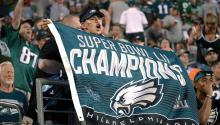 On February 4, 2018, the Philadelphia Eagles won the first Super Bowl in the franchise's history. Peter Fitzpatrick/AL DÍA News