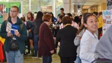 Imagen de una fiesta celebrada durante elHispanic Heritage Month en el College of DuPage, Illinois, en 2016. Fotos: Mike McKissack/COD News Bureau - via Flickr