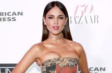 Eiza González. Getty Images.