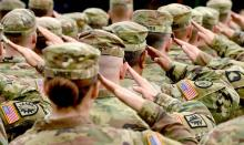 AP: The United States Army is quietly discharging immigrant recruits. Photo: Getty.