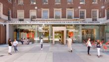 Imagen de El Museo del Barrio, museo dedicado a promover el arte caribeño y latinoamericano, en el East Harlem de Nueva York.