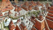 Así era la antigua ciudad de El Mirador.Foto: World Heritage Centre