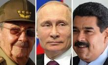 Raúl Castro, Vladimir Putin y Nicolás Maduro, son los representantes de tres gobiernos cuyos procedimientos electoralesson cuestionados por la comunidad internacional.
