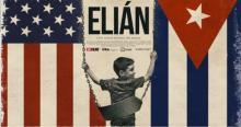 "Afiche del documental ""Elián"". Fuente:https://www.cibercuba.com"