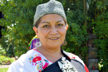 Elisa Loncón, a Mapuche woman, has been elected to chair the writing of the New Chilean Constitution.
